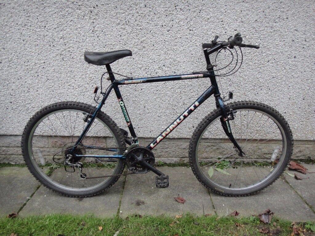 Lannutte Laser impact bike 26 inch wheels, 18 gears, 21 inch frame