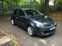 Renault Clio 1.5 dCI, Dynamique S, Metallic Grey, 3door Hatchback, FSH, Eco Diesel, MOT