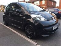 2007 Peugeot 107 Urban 1.0, £20 Road Tax