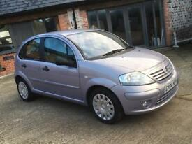 Citroen C3 sx Automatic 1.4 petrol 1 owner low mileage px available