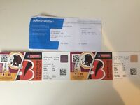 NFL: Washington Redskins vs Cincinnati Bengals