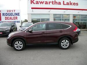 2013 Honda CR-V EX 4WD 5-Speed AT/CERTIFIED PRE OWNED!! Kawartha Lakes Peterborough Area image 7