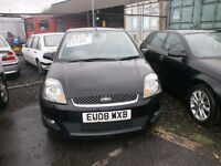 VERY LOW MILEAGE FORD FIESTA 1.4 TDCI
