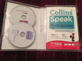 Collins speak easy Portuguese