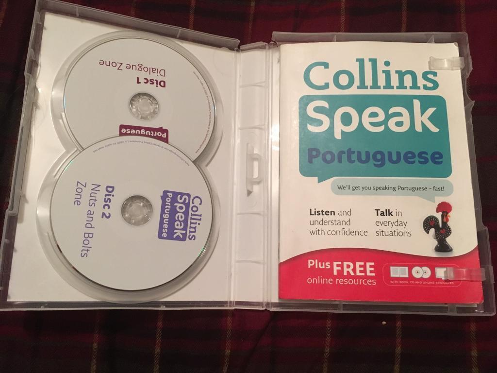 Collins speak easy Portuguese