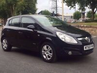 VAUXHALL CORSA 1.2 2010 (60 REG)*LOW MILES*12 MONTHS MOT*FULL SERVICE HISTORY*PX WELCOME*DELIVERY*