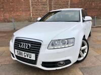 2011 / AUDI A6 TDI / S LINE / ALLOYS / ELECTRIC WINDOWS / CD / FULL MOT .