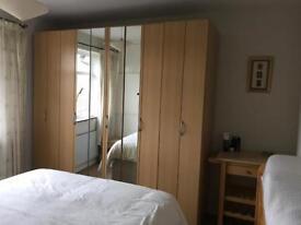 Large 5 door wardrobe excellent condition.