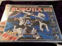 Retro MB Game Robotix R4000 Boxed And Complete 1970s