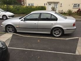 BMW 520i M SPORT IN BEAUTIFUL CONDITION 2.2 AUTO PETROL