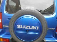 Free to collect a set of 4 Suzuki Jimny used floor mats