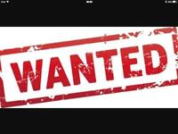 WANTED!!! VIDEO GAMES & CONSOLES.