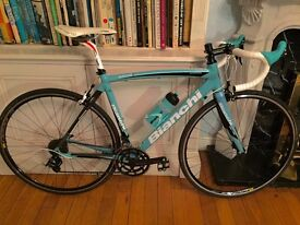 Bianchi Via Nirone 7 (Over £500 of upgrades!)