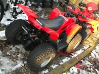 100 cc quad bike lawnflite