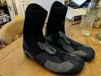 Split toe O'Neil boots size 12