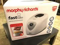 Bread Maker Morphy Richards
