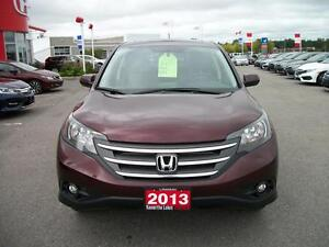 2013 Honda CR-V EX 4WD 5-Speed AT/CERTIFIED PRE OWNED!! Kawartha Lakes Peterborough Area image 2