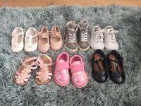 Size 5 bundle of shoes