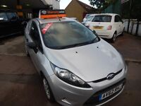 FORD FIESTA ECO TDCI 1.6 62 PLATE.. SILVER.. 1 OWNER.. FULL SERVICE HISTORY..**FINANCE AVAILABLE**
