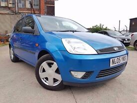 Ford Fiesta 1.4 Zetec Climate 5dr FSH+LONG MOT+ALLOYS+VERY CLEAN RING NOW FOR MORE INFO 07735447270