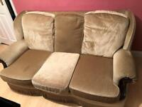 Sofa for collection! Reversible design. Good condition!