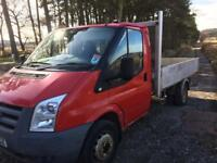 Ford transit 100 t350 dropside