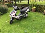 Sachs Speedjet R 2009 Bromscooter, Nette staat