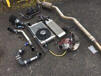 Saxo vts turbo breaking * forged engine, turbo kit, Uprated parts *