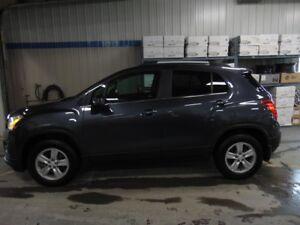 2016 Chevrolet TRAX AWD
