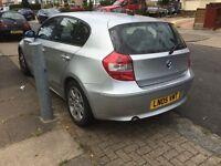 2005 BMW 116i 1.6 petrol