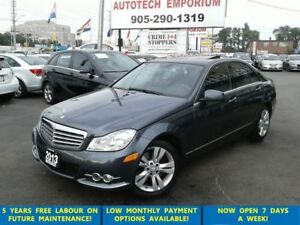 2013 Mercedes-Benz C-Class c300 4Matic Navigation fully loaded