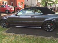 BMW 330 CI Convertible .M Sport.