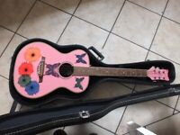 Daisy rock acoustic guitar