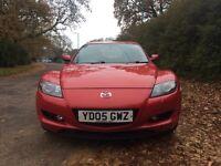 2005 Mazda rx8 low mileage