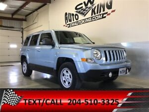 2013 Jeep Patriot North Edition / 4x4 / LOW KMS. / Financing