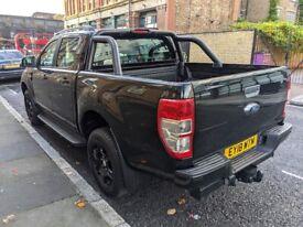 Black Roll Bar for Ford Ranger