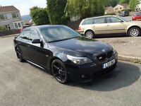 BMW 520 DMSport Diesel 2006 Excellent condition.