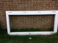 PVC Door with frame