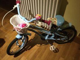 Girls Cherry Lane bicycle