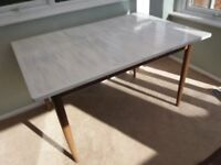 Dining room Table (6 seat) *Buyer collects from CM1 2BZ.*