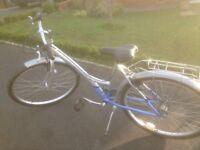 Ladies 18 inch frame road bike