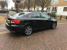 64 REG 2014 TOYOTA AVENSIS AUTO IS 2.2 D CAT ICON BUSINES EDITION, ONLY 40K 1 OWNER,