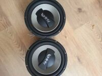 Infinity 10'' Subwoofer