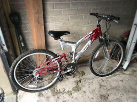 Adult size unisex bike