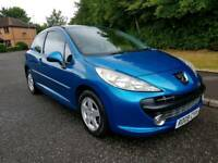 2009 PEUGEOT 207 1.4 SPORT * TIMING BELT JUST BEEN REPLACED *