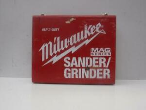 Milwaukee Sander/ Grinder - We Buy and Sell Used Power Tools - 24641 - CH220405