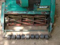 Qualcast Suffolk Punch 43s Cylinder Lawn Mower