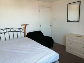 Fully furnished double room no deposit
