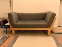 Delivery futon company 3posi.sswwitch sofabed SINGLE switch Twingle sofa DAY BED
