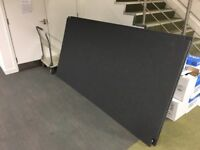 3 x large sound proofing sheets